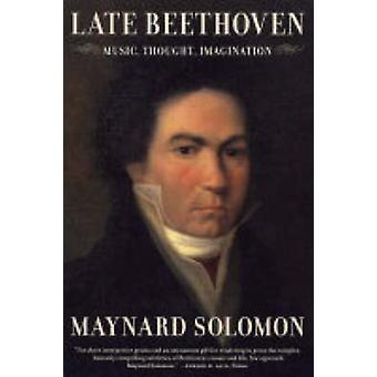 後半にベートーヴェン - 音楽 - 思考 - イマジネーション ・ メイナード ・ ソロモン - 97