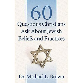 60 spørsmål kristne spør om jødiske tro og praksis av Mic