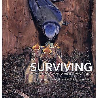Survivant - comment les animaux s'adaptent à leur environnement par Alessandro Mine