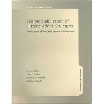 Seismiska stabilisering av historiska Adobe strukturer - slutrapport från t
