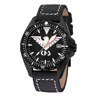 KHS MissionTimer 3 mens watch watches Eagle one KHS. MTHS. LBB