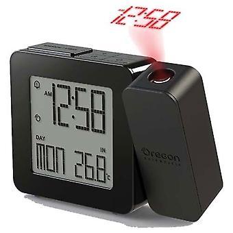 Oregon Scientific Projection Clock RM338PX (Black)