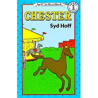 Chester (można czytać książki: poziom 1)