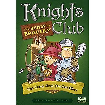 Knights Club: Banden av mod: serietidning kan du spela