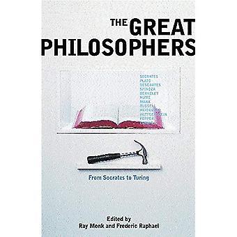 De grote filosofen: Van Socrates tot Turing