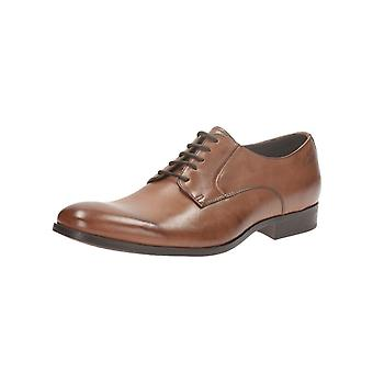 Men's Clarks Lace Up Leather Formal Shoes Banfield Walk