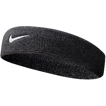 Nike Mens Swoosh Stretchy Cotton Workout Sweat Headband