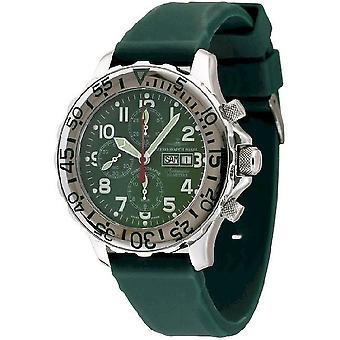 Zeno-horloge heren horloge van Hercules 3 chronograaf-datum 2657TVDD-a8
