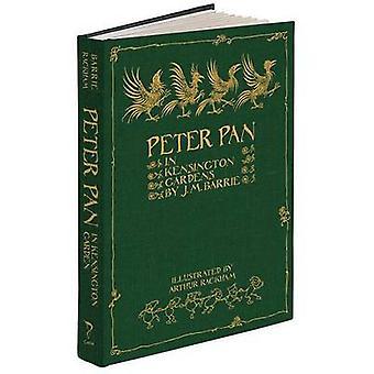 Peter Pan in Kensington Gardens by J. M. Barrie - Arthur Rackham - 97
