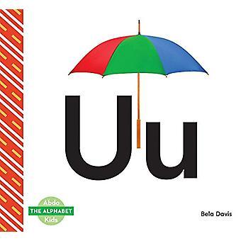 Uu by Bela Davis - 9781680808971 Book