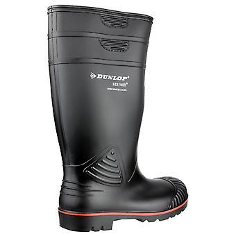 Dunlop Acifort Unisex tunga Full säkerhet Wellington stövlar A442031