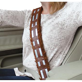 Star wars - chewbacca seat belt cover