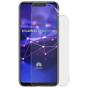 2x Films Huawei Mate 20 Lite Transparent Ultra-thin Screen Protector