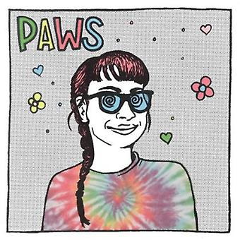 Paws - Cokefloat! [CD] USA import