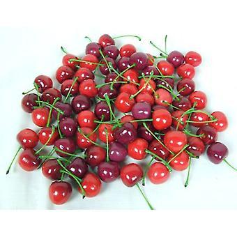 Artificial Mixed Cherries