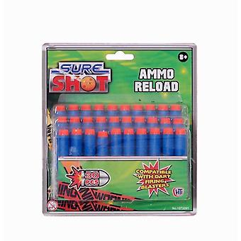 Sure Shot Ammo Reload 30pcs