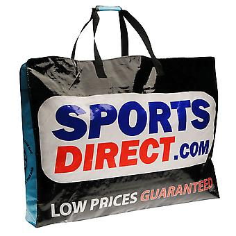 SportsDirect Unisex XL Shopping Carry Bag 4 Life Touch & Close Handles Zip
