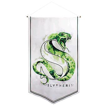 Harry Potter Smygard akvarell satin banner