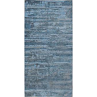 Pierre Cardin Design matto akryyli harmaa/sininen