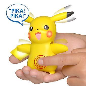 Pokemon My Partner Pikachu Electronic Interactive Toy