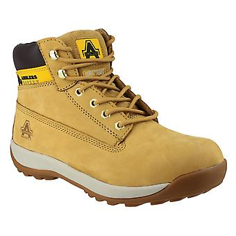 Amblers Safety Mens FS102 Lace up Safety Boot Honey