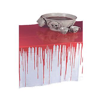 Bloody Tablecloth Halloween Party Decoration