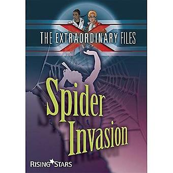 Extraordinary Files: The Pied Piper of Spider Land (Extraordinary Files Series)