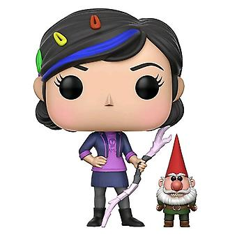 Trollhunters Claire with Gnome Pop! Vinyl