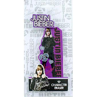 Justin Bieber Large India Rubber 11cm