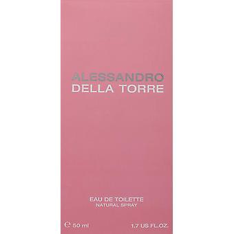 Alessandro Della Torre Eau de Toilette 50ml EDT Spray