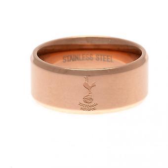 Tottenham Hotspur FC Rose Gold Plated Ring