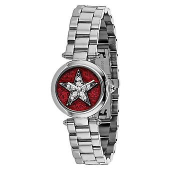 Marc Jacobs Women's Dotty Red Dial Watch - MJ3479