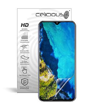 Celicious Vivid Flex Invisible Glossy 3D Screen Protector Film kompatibel mit CUBOT P30 [Pack von 3]