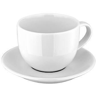 Judge Table Essentials, Tea Cup & Saucer, 225ml