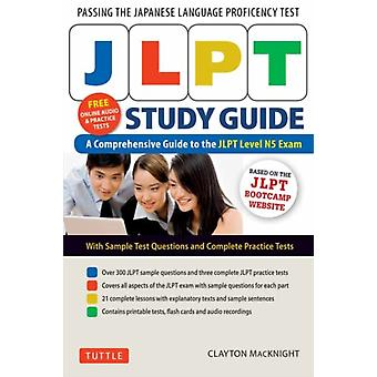 JLPT Study Guide by Clayton MacKnight