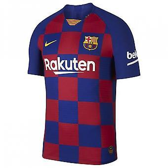 2019-2020 برشلونة بخار مباراة الرئيسية نايكي قميص