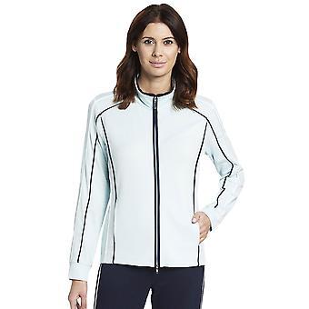 Rösch 1193747-12604 Damen's Pure Glacier Blue Jacket