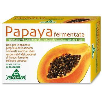 Specchiasol Papaye Fermentada 30 Comprimidos