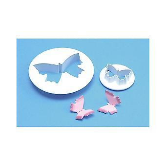 PME 2 Sæt sommerfugl skærere