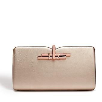 Allegro Veagn Rose Gold Clutch Bag