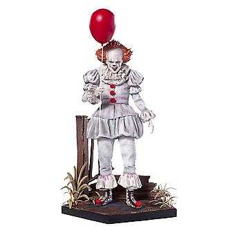 Il (2017) Pennywise Deluxe 1:10 Scale Statue