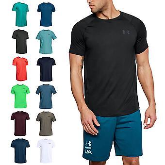 Under Armour Mens 2020 Mk-1 SS Training Performance T-Shirt