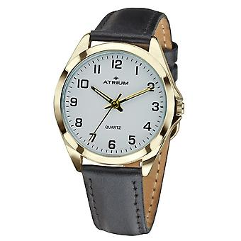 ATRIUM Men's Watch Wristwatch Analog Quartz A10-20 Leather