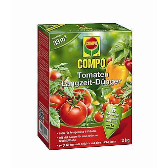 COMPO Tomatoes Long-term fertilizer, 2 kg