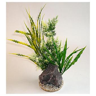 Sydeco Aquaplant Rock X-Large Sydeco (fisk, dekoration, Artificitial planter)