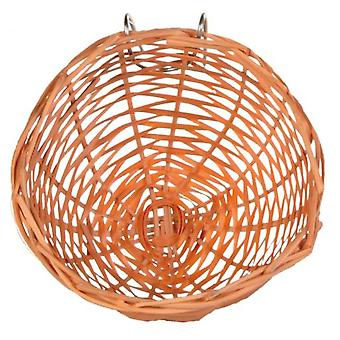 Trixie Canary Bamboo Nest (Birds , Bird Cage Accessories , Nests and Complements)