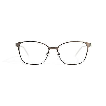 Gotti Lisa BRM-G Brown - Gold Brushed Glasses