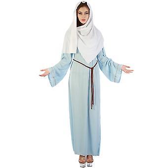Bristol Novelty Donna/Ladies Virgin Mary Costume