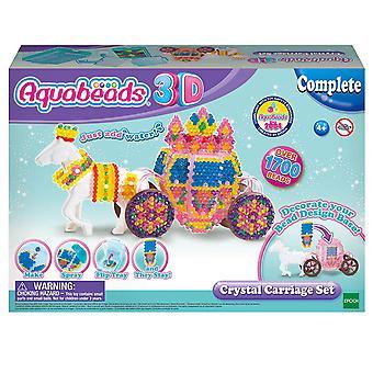 Aquabeads 31363 31363-3D Horse Carriage Craft Kit