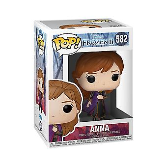 Funko Frozen 2 Pop! Vinyl Disney Anna Figure #583